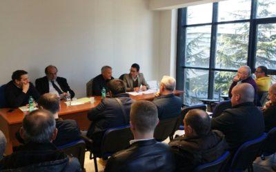 Confapi Potenza incontra l'Assessore Regionale alle Infrastrutture e Mobilità Nicola Benedetto
